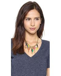 Marc By Marc Jacobs | Multicolor Bow Tie Mash Up Necklace Multi | Lyst