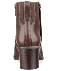 Marc Fisher - Brown Samona Booties - Lyst