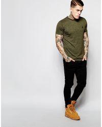 Criminal Damage - Green Jimmy T-shirt In Nep for Men - Lyst