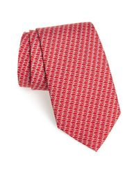 Vineyard Vines | Red 'whale Links' Silk Tie for Men | Lyst