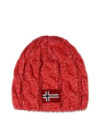 Napapijri | Red Hat for Men | Lyst