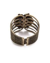 Samantha Wills - Metallic Roaming Existence Cuff Bracelet - Lyst