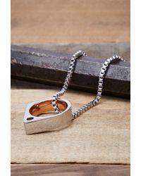 Forever 21 - Metallic Vitaly Sua Ring for Men - Lyst