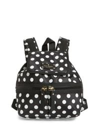 kate spade new york | Black Clark Court Nylon Matty Backpack | Lyst