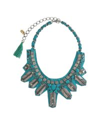 Virzi+de Luca - Blue Necklace - Lyst