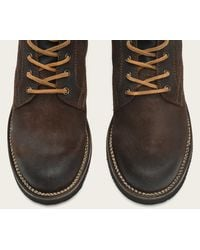 Frye | Brown Roland Lace Up for Men | Lyst