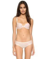 Skarlett Blue - Natural Trellis Girl Briefs - Lyst