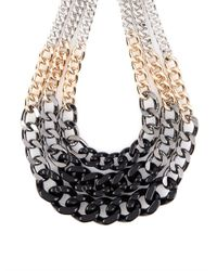 Max Mara | Metallic Zefir Necklace | Lyst