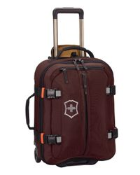 Victorinox | Purple Ch-97 20-inch Carry-on | Lyst