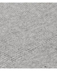 AllSaints - Gray Hiru Cashmere Beanie for Men - Lyst