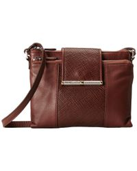 Brighton - Brown Acoma Organizer - Lyst