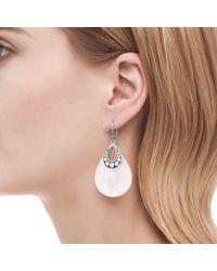 John Hardy - Metallic Dot Earrings - Lyst