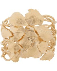 Aurelie Bidermann | Metallic Central Park Cuff | Lyst