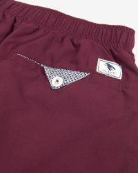 Ted Baker | Red Chino Swim Shorts for Men | Lyst
