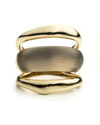 Alexis Bittar - Metallic Gold Orbital Ring You Might Also Like - Lyst