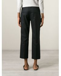 Étoile Isabel Marant - Black 'Jacob' Trousers - Lyst