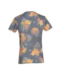 Antony Morato - Gray T-shirt for Men - Lyst