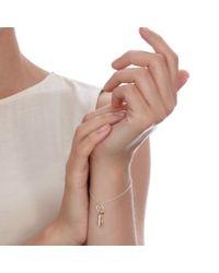 Alex Monroe | Metallic Key Bracelet | Lyst