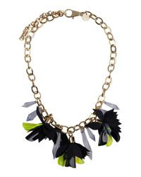 Matthew Williamson | Metallic Necklace | Lyst