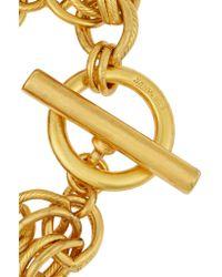 Ben-Amun - Metallic Gold-plated Bracelet - Lyst