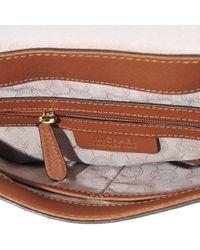 Michael Kors - Brown Hamilton Lg Messenger Flap Bag - Lyst
