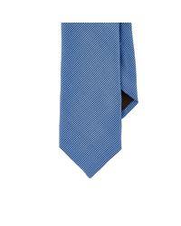 Michael Kors - Blue Diamond-pattern Jacquard Necktie for Men - Lyst