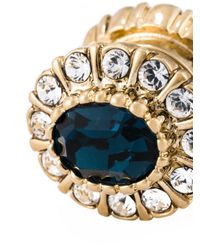 Givenchy - Blue Gemstone Earrings - Lyst