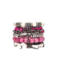 Samantha Wills | Multicolor Cloud Dancer Bracelet Set | Lyst