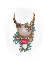 Dori Csengeri | Multicolor Bogart Necklace | Lyst