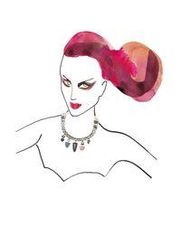 Lizzie Fortunato | Metallic Last Decade Necklace | Lyst