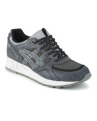 Asics Gray Gel-lyte Speed (stealth Camo Pack) Trainers for men