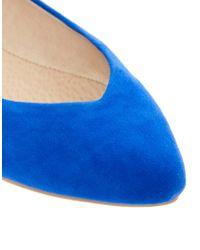 ALDO | Razavi Bluette Flat Shoe | Lyst