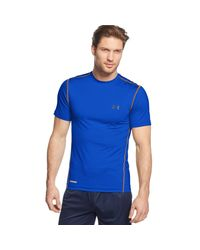 Under Armour | Blue Sonic Tshirt for Men | Lyst