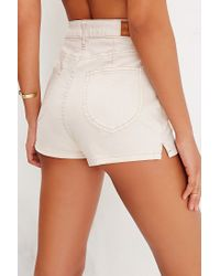 BDG | Natural 4-pocket Pin-up Short | Lyst