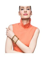Lulu Frost - Metallic Kinship Bracelet - Lyst