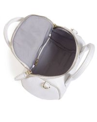 Alexander Wang - White Mini Rockie Leather Bag - Lyst