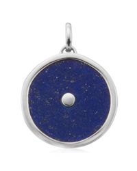 Monica Vinader | Blue Atlantis Eye Pendant | Lyst
