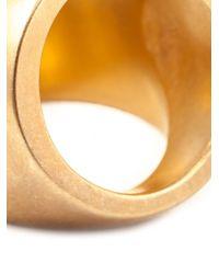 Kelly Wearstler - Metallic 'natoma' Ring - Lyst
