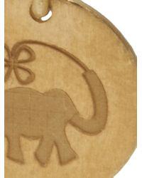 Marie-hélène De Taillac - Metallic Elephant Coin Earring - Lyst