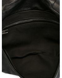 Rick Owens - Black Small Shoulder Bag - Lyst