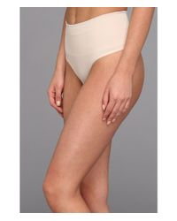 Yummie By Heather Thomson - Pink Jasmina Shaping Thong - Lyst