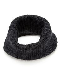 Onassis Clothing | Black Snood for Men | Lyst