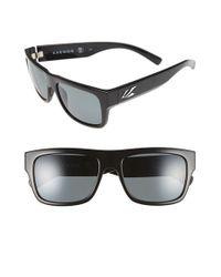 Kaenon   Black 'montecito' 65mm Polarized Sunglasses for Men   Lyst
