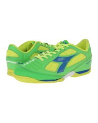 Diadora | Green Quinto Iv Id for Men | Lyst