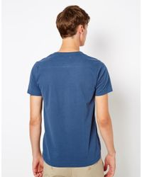 French Connection - Blue Tshirt Champion for Men - Lyst