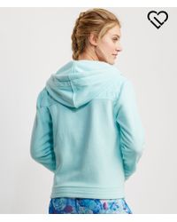 Live Love Dream | Blue Lld Hooded Fleece Full-zip Jacket for Men | Lyst