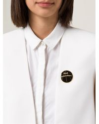 Hyein Seo - Black Basketball Pin - Lyst