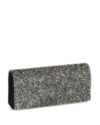 La Regale | Metallic Pyramid Stud Clutch | Lyst