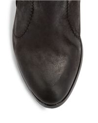 Seychelles | Black Madhouse Leather Booties | Lyst