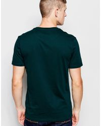 Lyle & Scott - Green T-shirt With Eagle Logo for Men - Lyst